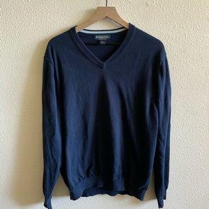 Brooks brothers sweater blue XXL